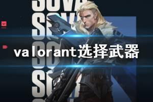 《无畏契约》怎么选择武器 Valorant选择武器技巧分享