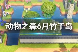 《集合啦动物森友会》6月怎么赚钱 6月竹子岛赚钱方法介绍