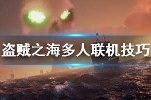 《盗贼之海》多人联机怎么玩 多人联机玩法技巧介绍