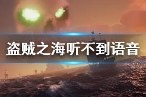 《盗贼之海》语音说话没反应怎么办?听不到语音解决方法