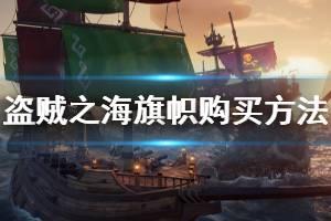 《盗贼之海》怎么购买旗帜 旗帜购买方法介绍