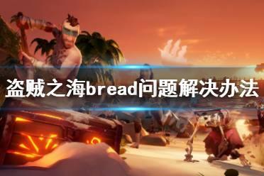 《盗贼之海》遇到各种bread问题怎么办 各种bread问题解决办法