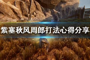 《紫塞秋风》周郎打法心得分享 周郎boss战教程一览