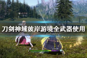 《刀剑神域彼岸游境》全武器使用评价 哪种武器好用?