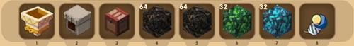 《迷你世界》自动熔炼矿石机怎么做 自动熔炼矿石机制作方法