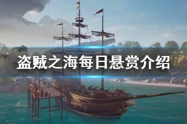 《盗贼之海》每日悬赏是什么 每日悬赏介绍
