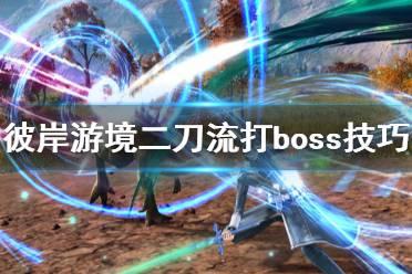 《刀剑神域彼岸游境》二刀流有什么技巧 二刀流打boss技巧分享