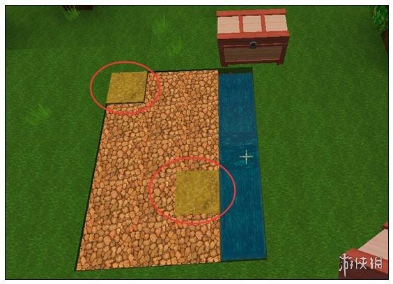 《迷你世界》种菜陷阱怎么做 种菜陷阱制作方法