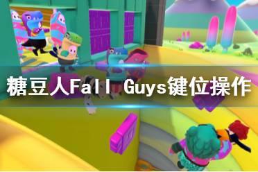 《糖豆人终极淘汰赛》怎么操作?Fall Guys键位操作小技巧