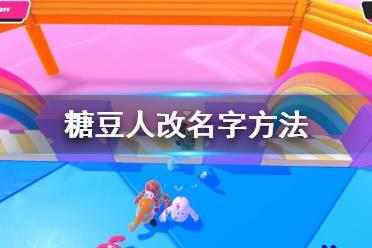 《糖豆人终极淘汰赛》怎么改名字 游戏改名字方法分享