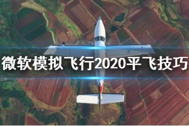 《微软模拟飞行》平飞技巧演示 怎么保持平飞?