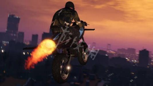 《GTA5》摩托车爬墙怎么操作 摩托车爬墙技巧