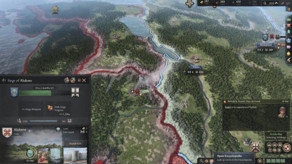 《王国风云3》战争怎么打 战争机制详解