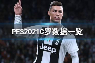 《实况足球2021》C罗怎么样?C罗数据一览