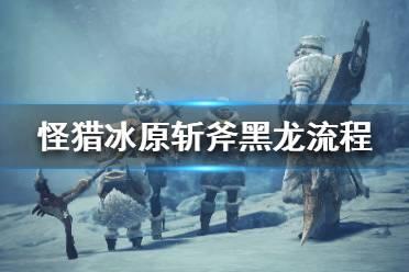 《怪物猎人世界冰原》黑龙怎么打?斩斧黑龙流程分享