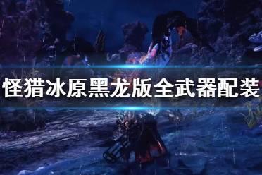 《怪物猎人世界冰原》黑龙版本怎么配装?黑龙版本全武器配装推荐