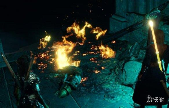《博德之门3》墓穴骷髅复活群战怎么打?墓穴骷髅复活群战打法技巧
