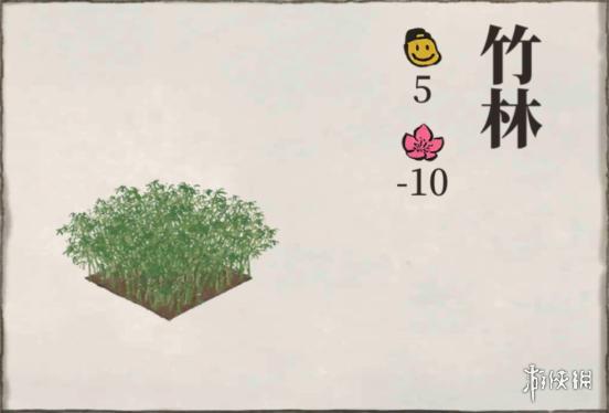 《江南百景图》竹林怎么建造 竹林建造方法介绍