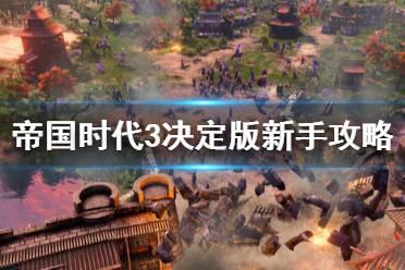 《帝国时代3决定版》新手攻略全面解析 新手怎么快如入门?