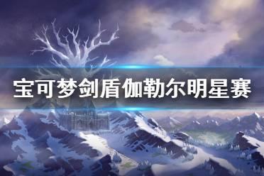 《宝可梦剑盾》伽勒尔明星赛怎么玩 冠之雪原伽勒尔明星赛玩法介绍