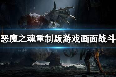 《恶魔之魂重制版》游戏画面战斗演示视频 战斗场景怎么样?