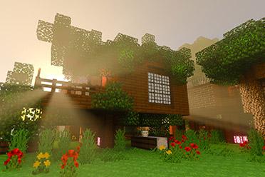 《我的世界》自定义Minecraft主界面方法