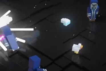 《我的世界》生存挑战多人模组玩法视频演示