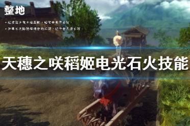 《天穗之咲稻姬》电光石火怎么用 电光石火技能详解