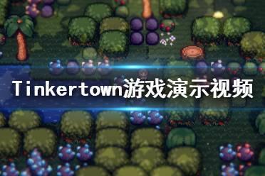 《工匠镇》画面效果怎么样?Tinkertown游戏演示视频