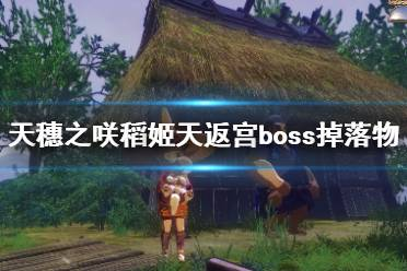 《天穗之咲稻姬》天返宫boss掉落物汇总表 天返宫收集攻略
