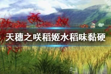 《天穗之咲稻姬》水稻香气怎么提升?水稻味黏硬及香气标准一览