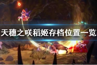 《天穗之咲稻姬》存档在哪 游戏存档位置一览