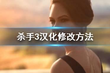 《杀手3》汉化失败怎么办 汉化修改方法