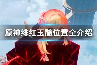 《原神》雪山绯红玉髓有多少个?绯红玉髓位置全介绍