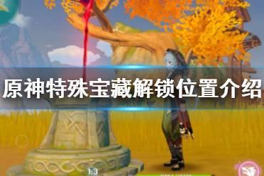 《原神》秘宝迷踪两个特殊宝藏怎么解锁 特殊宝藏解锁位置介绍