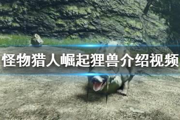 《怪物猎人崛起》狸兽介绍视频 狸兽有什么特点?