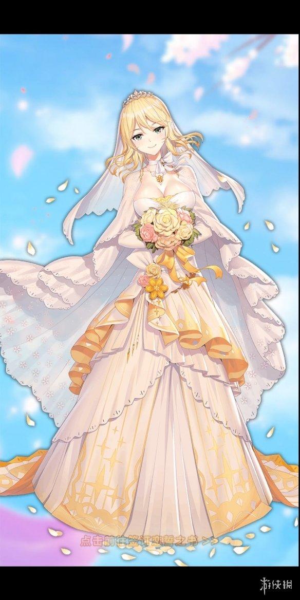 《绯红之境》花嫁皮肤怎么样 婚纱皮肤一览
