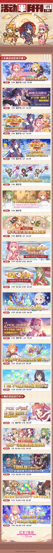 《公主连结》活动半月刊1月下旬 春田卡池新剧情活动介绍