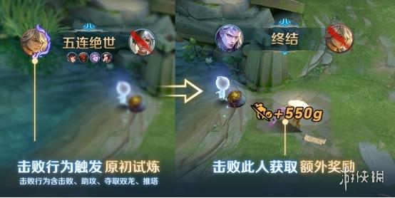 《王者荣耀》s22赛季地图特效新皮肤上线 1月14日大版本更新内容汇总