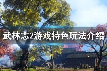 《武林志2》游戏好玩吗?游戏特色玩法介绍