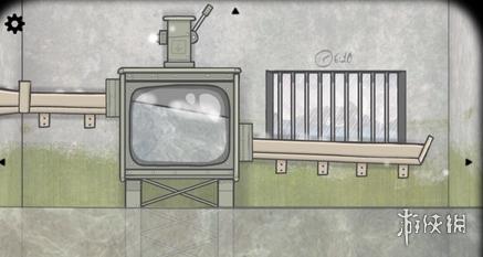 《逃离方块磨坊》第十四部分攻略 风车第十四部