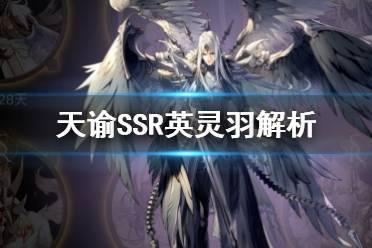 《天谕手游》羽怎么样 SSR英灵羽解析