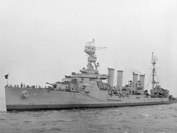 《碧蓝航线》摩尔曼斯克轻巡洋舰介绍 北联轻巡摩尔曼斯克历史原型