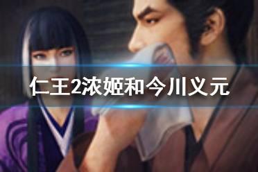 《仁王2》浓姬和今川义元资料图鉴介绍 浓姬立绘好看下吗