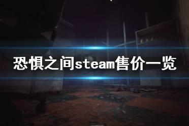 《恐惧之间》steam多少钱 steam售价一览