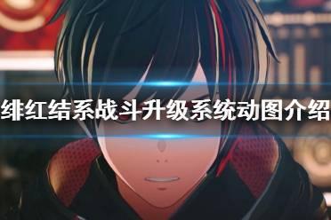 《绯红结系》战斗升级系统动图介绍 战斗场景怎么样?