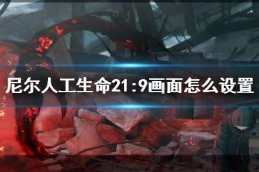 《尼尔人工生命升级版》21:9画面怎么设置?21:9画面设置方法介绍