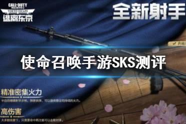 《使命召唤手游》sks怎么样 sks强度分析