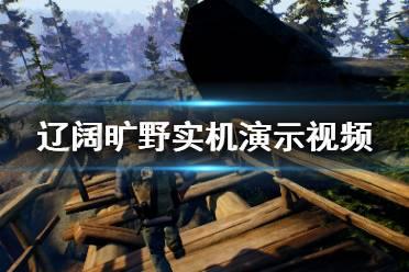 《辽阔旷野》画面怎么样 游戏实机演示视频
