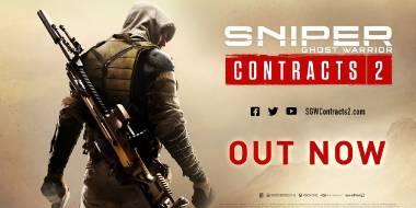 狙击手幽灵战士契约2全主线剧情流程视频合集